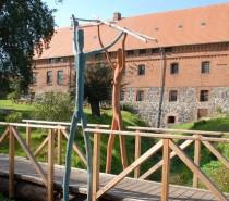 Wassermühle Ziddorf lockt mit Kunst und Katz