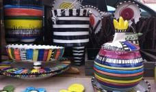 25 Jahre Töpfermarkt in Rheinsberg am 2. Wochenende im Oktober