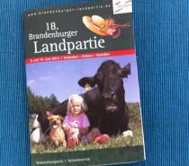 Brandenburger Landpartie 2012