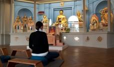 Meditation auf Schloss Sommerswalde