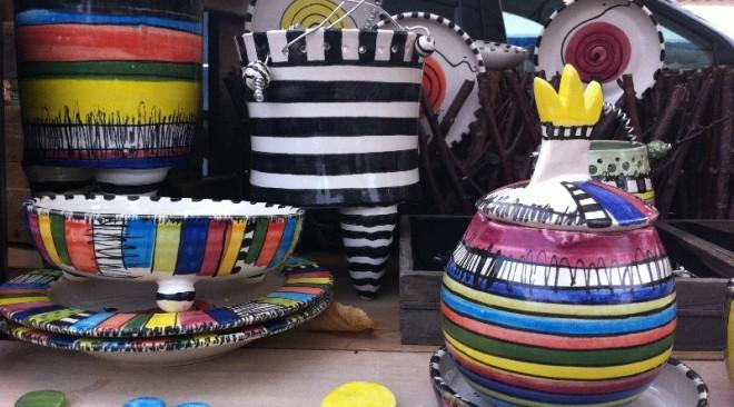 26. Töpfermarkt in Rheinsberg –                           am 2.Wochenende im Oktober