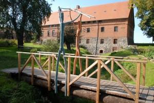 Brücke über den Mühlenbach