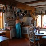 In der gemütlichen Küche