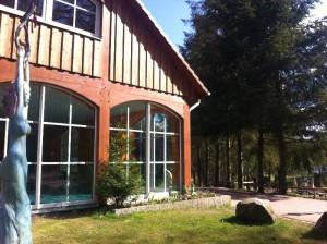 Schwimmbad und Sauna Boltenmühle
